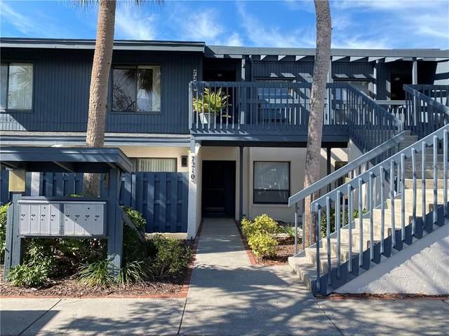 7210 Cloister Drive #7210, Sarasota, FL 34231 (MLS #A4488531) :: Everlane Realty