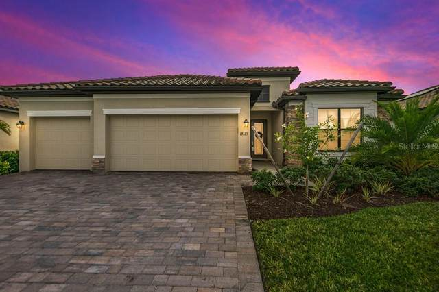 18123 Polo Trail, Bradenton, FL 34211 (MLS #A4488563) :: The Light Team