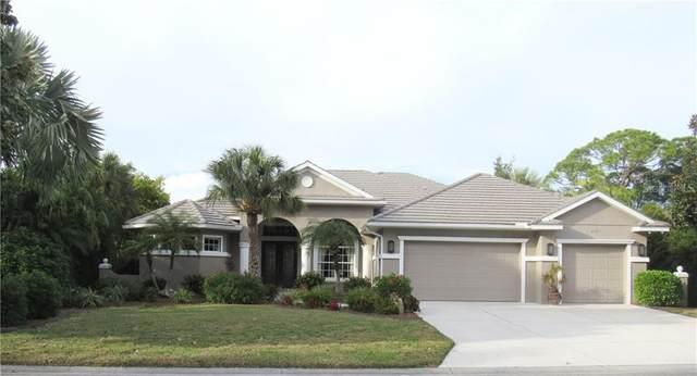 2127 Calusa Lakes Boulevard, Nokomis, FL 34275 (MLS #A4488627) :: The Hesse Team