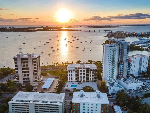 707 S Gulfstream Avenue #205, Sarasota, FL 34236 (MLS #A4488641) :: Positive Edge Real Estate