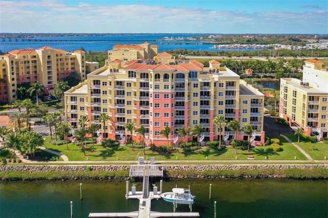 610 Riviera Dunes Way #407, Palmetto, FL 34221 (MLS #A4488647) :: Everlane Realty