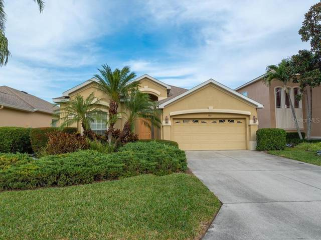 3603 Summerwind Circle, Bradenton, FL 34209 (MLS #A4488676) :: The Paxton Group