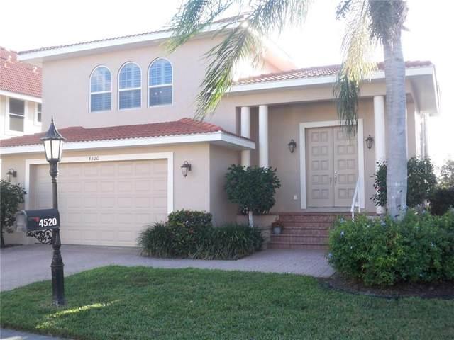 4520 Murcia Boulevard #15, Sarasota, FL 34238 (MLS #A4488679) :: The Light Team