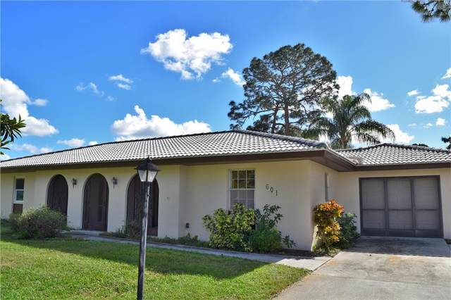 601 Rubens Drive #601, Nokomis, FL 34275 (MLS #A4488681) :: The Duncan Duo Team