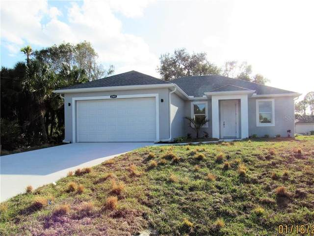 2569 Nellie Lane, North Port, FL 34286 (MLS #A4488683) :: The Duncan Duo Team
