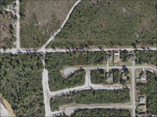 1245 Alafia Way, Poinciana, FL 34759 (MLS #A4488694) :: Zarghami Group