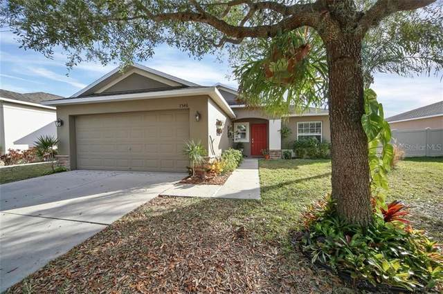 7546 Turtle View Drive, Ruskin, FL 33573 (MLS #A4488713) :: Griffin Group