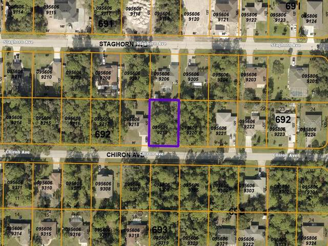Chiron Avenue, North Port, FL 34286 (MLS #A4488729) :: Griffin Group
