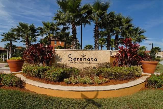 8351 38TH STREET Circle E #306, Sarasota, FL 34243 (MLS #A4488749) :: The Lersch Group