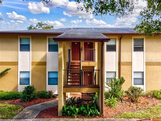 12261 Sailwinds Drive #202, Largo, FL 33773 (MLS #A4488783) :: Rabell Realty Group