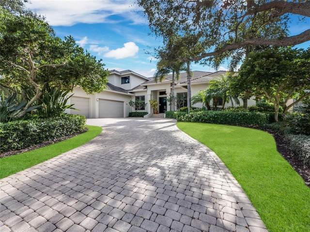 3302 Sabal Cove Lane, Longboat Key, FL 34228 (MLS #A4488787) :: Sarasota Property Group at NextHome Excellence