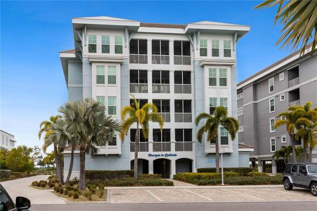 396 Aruba Circle #201, Bradenton, FL 34209 (MLS #A4488794) :: Team Buky