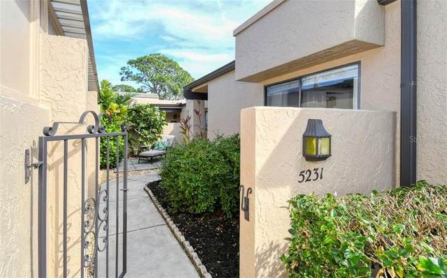 5231 Myrtle Wood #16, Sarasota, FL 34235 (MLS #A4488831) :: The Paxton Group