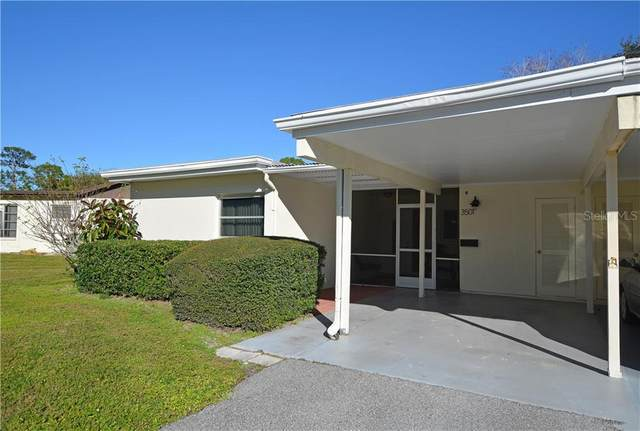 3501 Tree Line Court #9, Sarasota, FL 34231 (MLS #A4488858) :: Team Buky