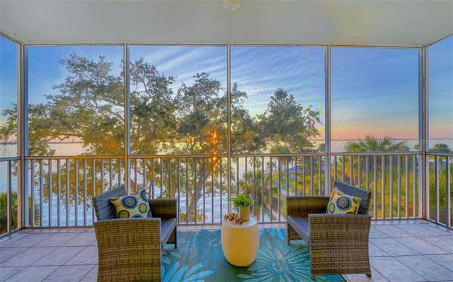 1100 Imperial Drive #402, Sarasota, FL 34236 (MLS #A4488875) :: The Lersch Group