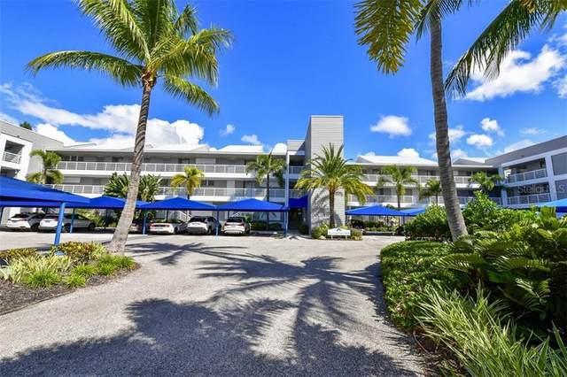 615 Dream Island Road #301, Longboat Key, FL 34228 (MLS #A4488881) :: Sarasota Home Specialists