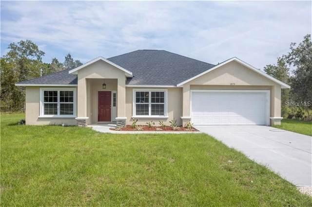 13040 Phoebe Court, Weeki Wachee, FL 34614 (MLS #A4488882) :: Baird Realty Group