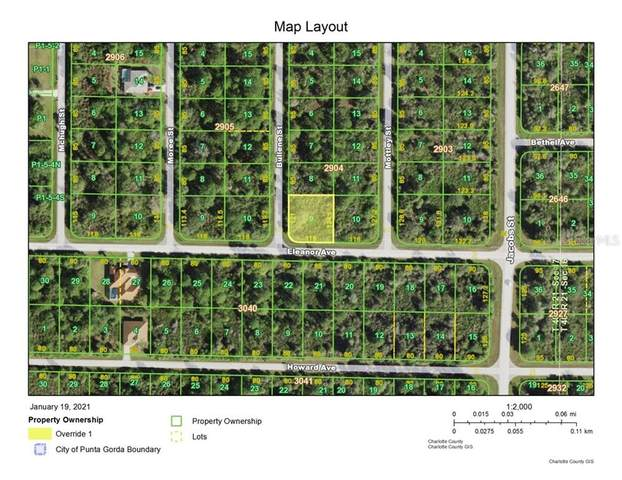 13458 Eleanor Avenue, Port Charlotte, FL 33953 (MLS #A4488898) :: Baird Realty Group