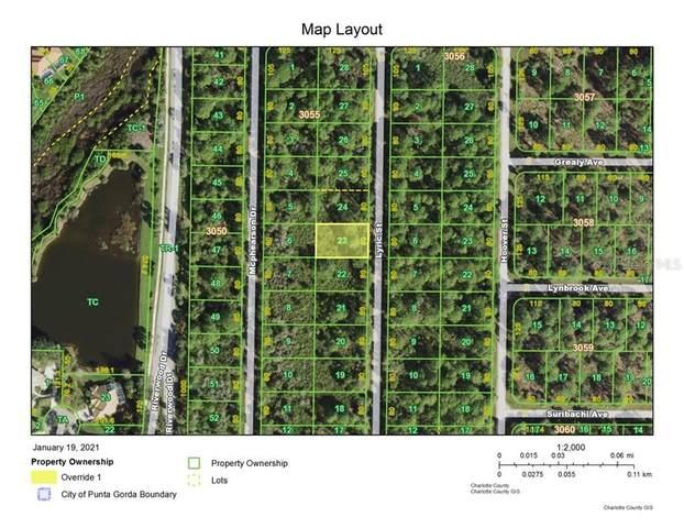 2457 Lyric Street, Port Charlotte, FL 33953 (MLS #A4488906) :: Young Real Estate
