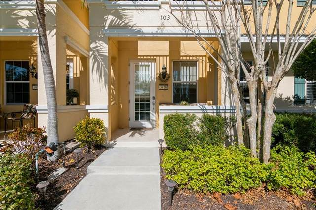 3810 82ND AVENUE Circle E #103, Sarasota, FL 34243 (MLS #A4488933) :: RE/MAX Marketing Specialists
