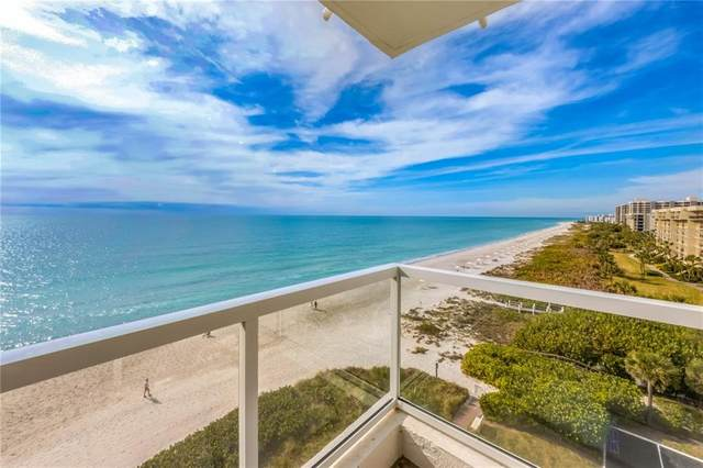 1050 Longboat Club Road #706, Longboat Key, FL 34228 (MLS #A4489040) :: Sarasota Property Group at NextHome Excellence