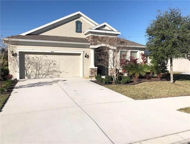 748 Rosemary Circle, Bradenton, FL 34212 (MLS #A4489052) :: Premier Home Experts