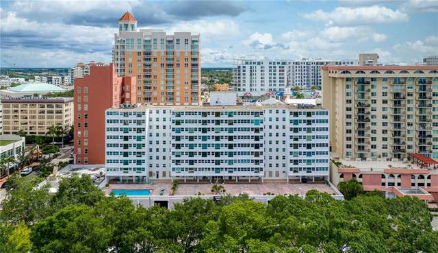 33 S Gulfstream Avenue #405, Sarasota, FL 34236 (MLS #A4489097) :: Zarghami Group