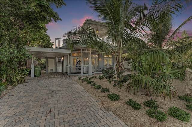 160 Coolidge Drive, Sarasota, FL 34236 (MLS #A4489108) :: The Heidi Schrock Team