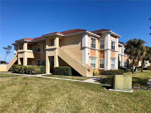 1195 Villagio Circle #105, Sarasota, FL 34237 (MLS #A4489121) :: Pristine Properties