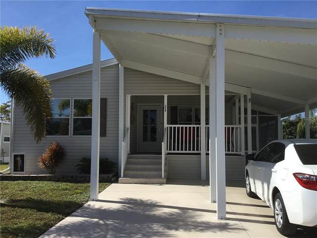 226 Marlette Drive, North Port, FL 34287 (MLS #A4489152) :: Your Florida House Team