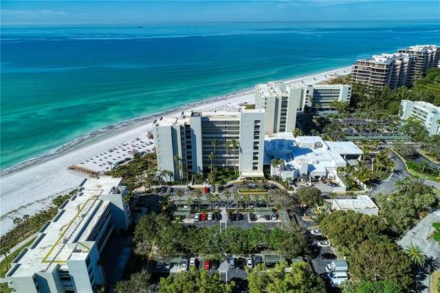 210 Sands Point Road #2702, Longboat Key, FL 34228 (MLS #A4489191) :: Sarasota Property Group at NextHome Excellence