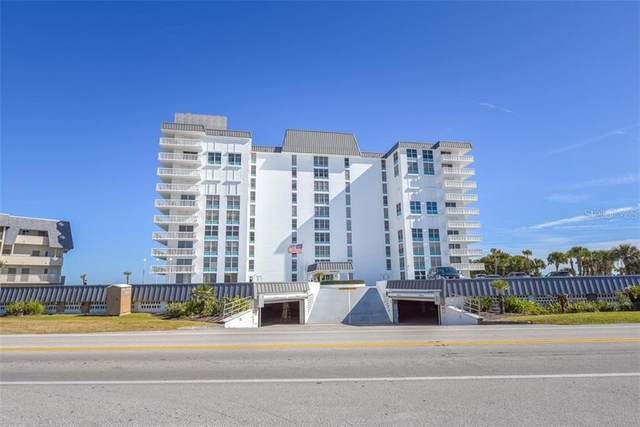 1575 Ocean Shore Boulevard #605, Ormond Beach, FL 32176 (MLS #A4489211) :: MVP Realty