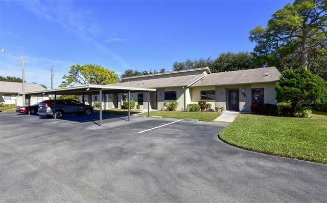 6015 27TH Street W #6015, Bradenton, FL 34207 (MLS #A4489280) :: The Light Team