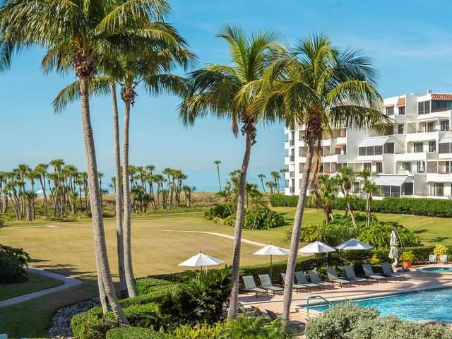1445 Gulf Of Mexico Drive #203, Longboat Key, FL 34228 (MLS #A4489284) :: Team Buky