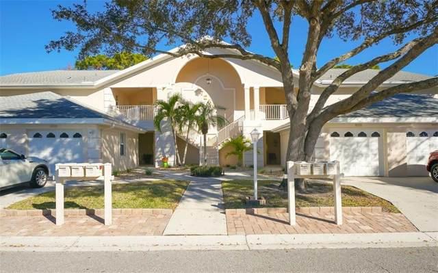 7266 Eleanor Circle #102, Sarasota, FL 34243 (MLS #A4489302) :: McConnell and Associates