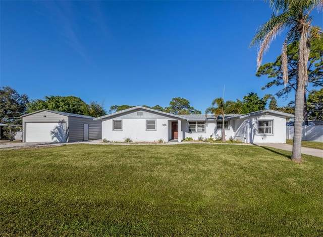 956 Piedmont Road, Venice, FL 34293 (MLS #A4489303) :: Griffin Group