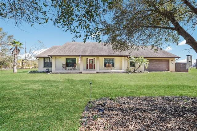 13926 Gettis Lee Road, Parrish, FL 34219 (MLS #A4489338) :: Young Real Estate