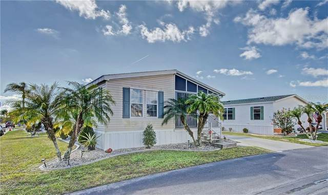 1000 Kings Highway #408, Port Charlotte, FL 33980 (MLS #A4489404) :: Team Buky