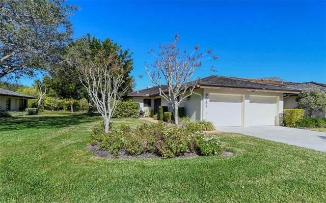3641 Gleneagle Drive 12D, Sarasota, FL 34238 (MLS #A4489439) :: Everlane Realty