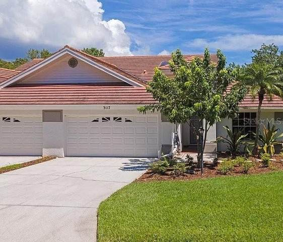 3117 Lake Park Lane #15, Sarasota, FL 34231 (MLS #A4489451) :: The Duncan Duo Team