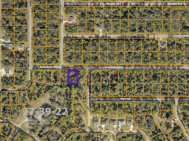 Jonesboro Avenue, North Port, FL 34288 (MLS #A4489524) :: Medway Realty