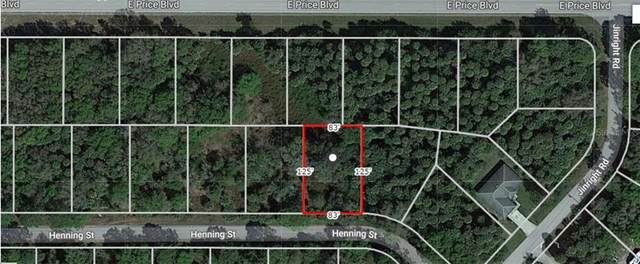 Henning Street, North Port, FL 34288 (MLS #A4489540) :: The Figueroa Team