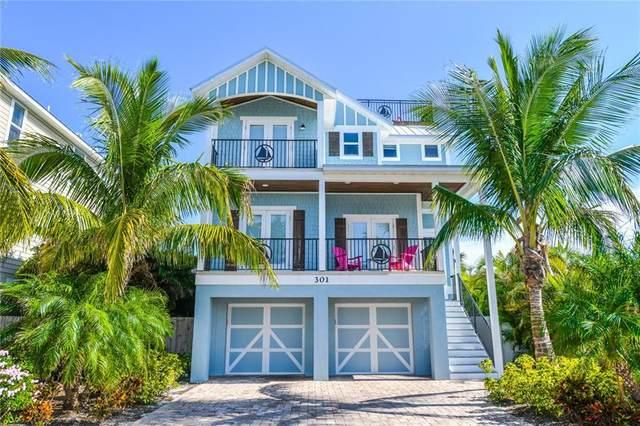 301 Church Avenue, Bradenton Beach, FL 34217 (MLS #A4489554) :: Team Buky