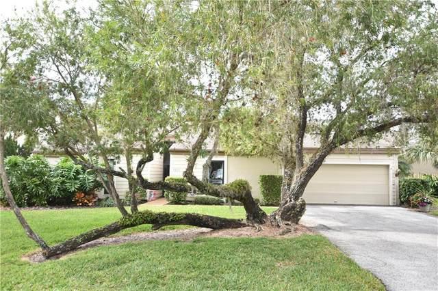 4302 Woodmans Chart #134, Sarasota, FL 34235 (MLS #A4489597) :: Bustamante Real Estate