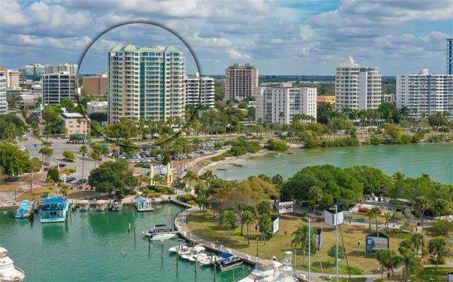 340 S Palm Avenue #153, Sarasota, FL 34236 (MLS #A4489615) :: The Lersch Group