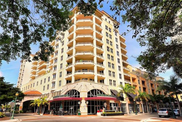 100 Central Avenue B407, Sarasota, FL 34236 (MLS #A4489626) :: Globalwide Realty