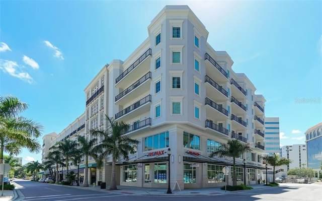 1500 State Street #604, Sarasota, FL 34236 (MLS #A4489732) :: Team Bohannon Keller Williams, Tampa Properties