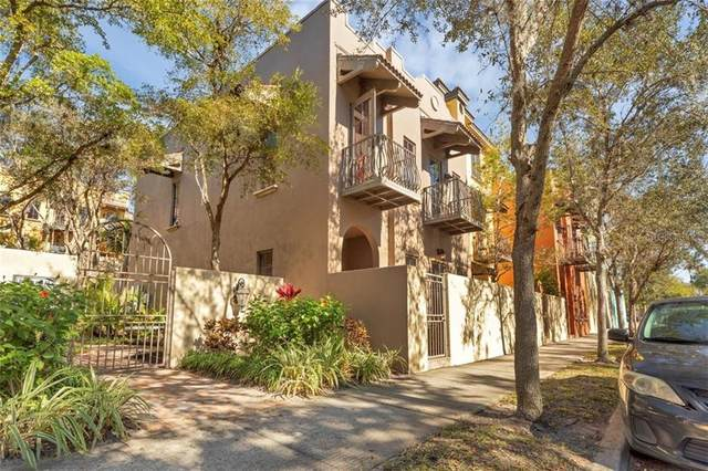 1525 Oak Street #15, Sarasota, FL 34236 (MLS #A4489744) :: Team Bohannon Keller Williams, Tampa Properties