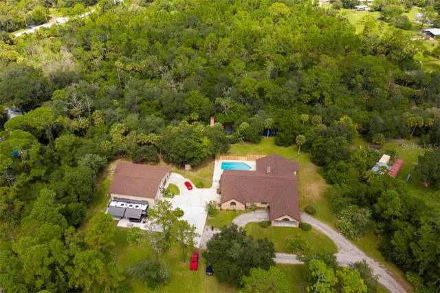 1215 Williams Road, New Smyrna Beach, FL 32168 (MLS #A4489986) :: Griffin Group
