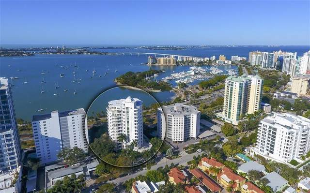 500 S Palm Avenue #12, Sarasota, FL 34236 (MLS #A4490020) :: Zarghami Group